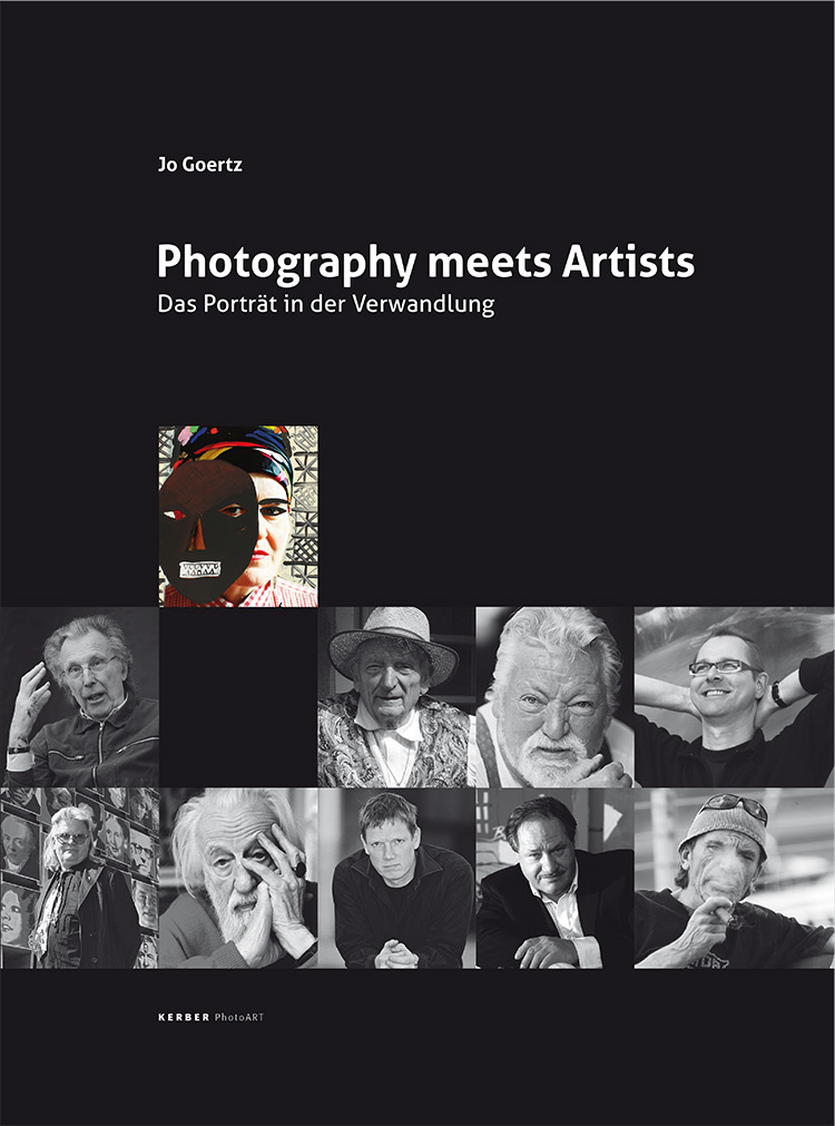 Photography meets Artists – Buch ansehen